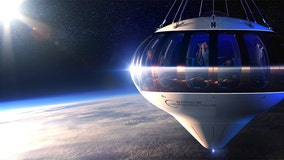 Florida company wants to start offering balloon rides to the edge of space