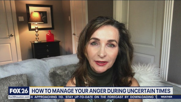 Managing your anger in uncertain times