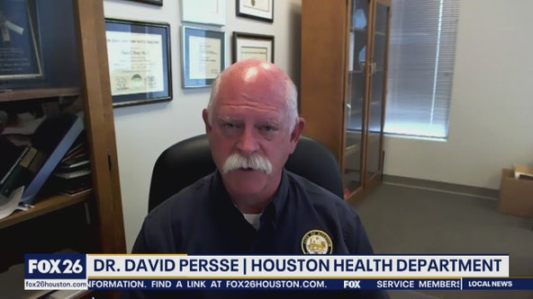 Dr. David Persee discusses COVID-19 in Houston