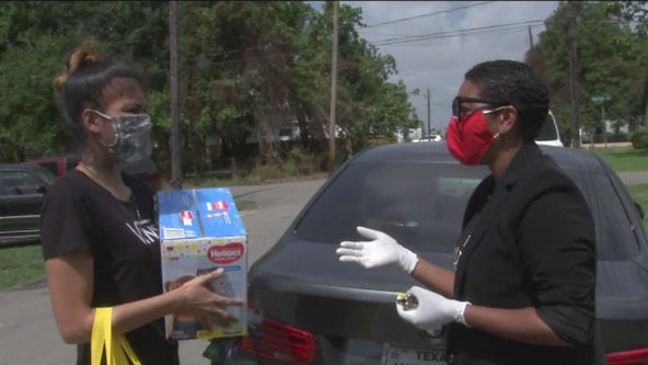 The Diaper Foundation providing diapers, services for families during pandemic