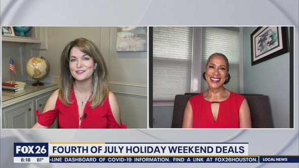 Fourth of July Holiday Weekend Deals