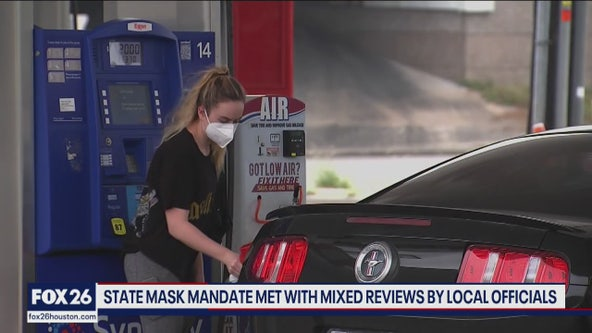 State mask mandate seeing mixed reviews