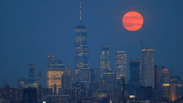 Get set for July 4 buck moon, partial lunar eclipse: NASA's top tips for July skywatchers