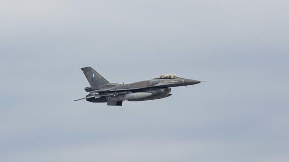 US Air Force F-16 jet crashes in South Carolina, killing pilot