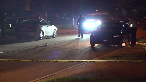 Louisiana man killed in drive-by shooting in North Houston