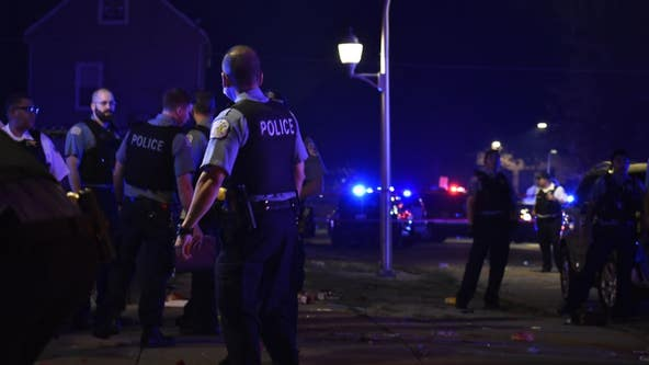75 shot, 14 fatally, over Fourth of July weekend in Chicago so far