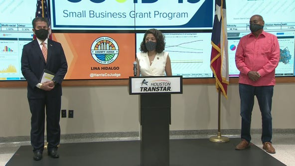 Application opens for $30 million Harris County Small Business Relief Fund