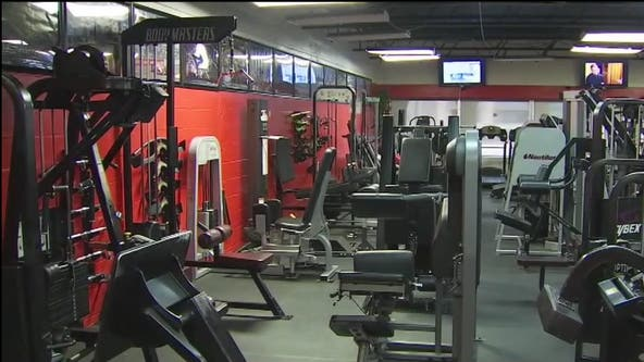 Gym safety during the COVID-19 pandemic