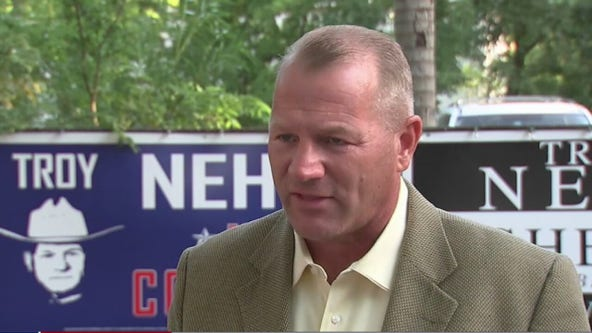 Sheriff Troy Nehls defeats Kathaleen Wall in GOP runoff for District 22