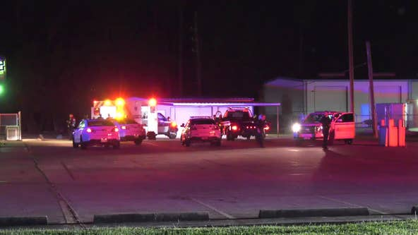 HCSO: Disagreement at gas station escalated into shooting outside church