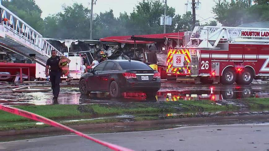 Fire at well-known SE Houston restaurant ruled accidental