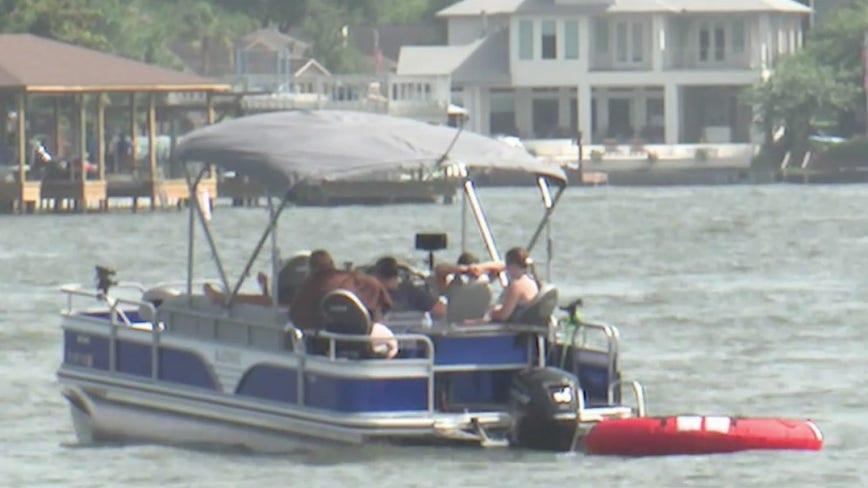 Residents enjoying holiday weekend amid COVID-19 concerns