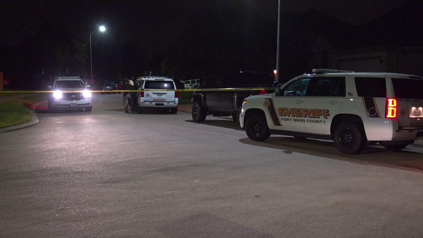 Fort Bend County Sheriff's Office investigating murder-suicide