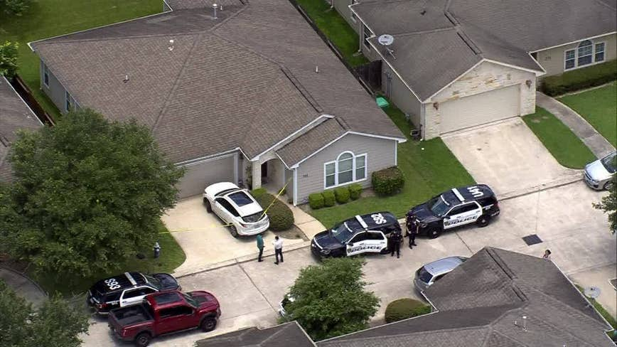 Woman found shot dead in Northside home