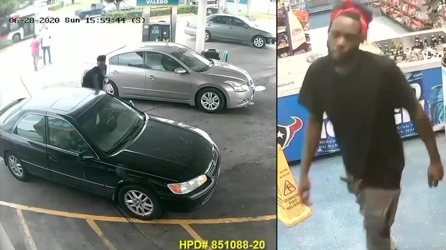 Police: Unidentified suspect ran over 83-year-old man, drove off in victim's car