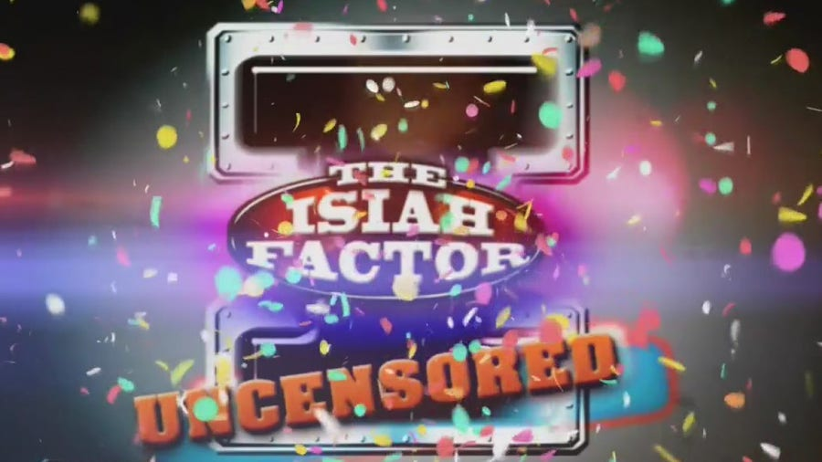 Happy 5th Birthday to Isiah Factor Uncensored