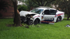 Harris County Constable Deputy injured in afternoon crash