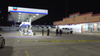 4 men shot at gas station in northeast Houston