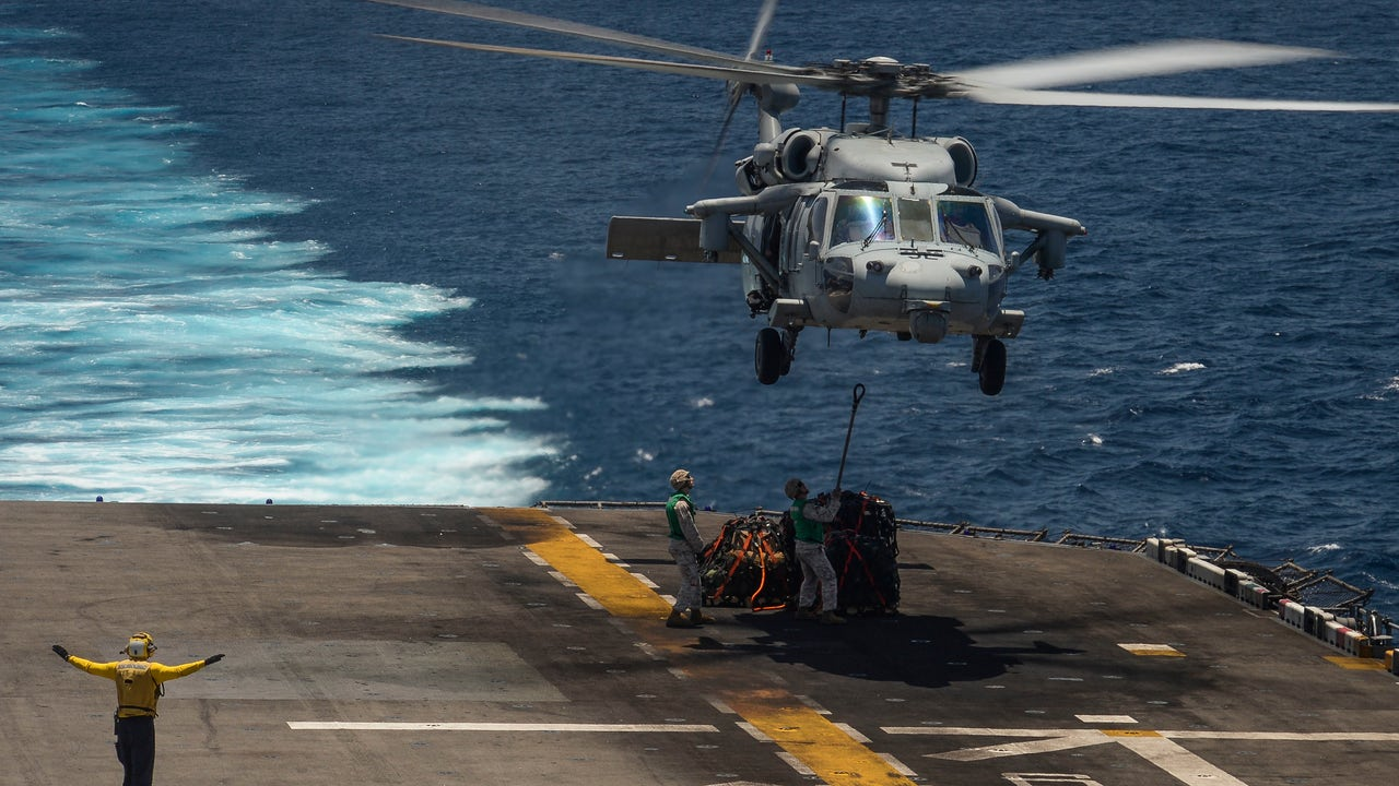 Rescue mission called off for 7 Marines, 1 sailor missing