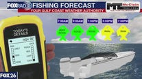 Fishing forecast Sunday August 9
