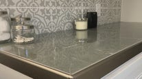 DIY Bathroom Renovation - Countertop
