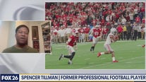NFL & Fox Sr. Analyst/College Football Broadcaster, Spencer Tillman, joins the KRIV Morning Show.