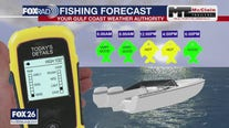 Fishing Forecast Saturday August 15
