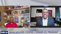 Brian Michael Cooper  XFL on the way back