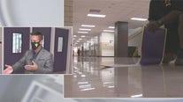 Ball High School reveals plan for social distancing in hallways