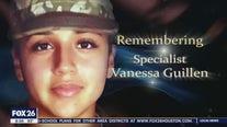 Memorial for Spc. Vanessa Guillen