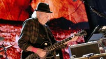 Neil Young sues Trump campaign, deriding use of famous tunes