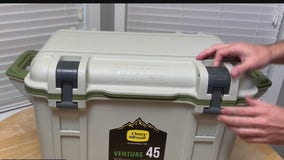 Hurricane Gear Test: Otterbox Venture Cooler