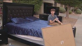 Tough love: Phoenix family gives away teen's belongings after high-speed joyride in family's Range Rover