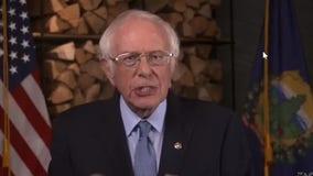 Bernie Sanders at Democratic National Convention