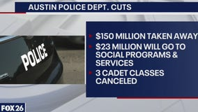 Austin de-funding police department