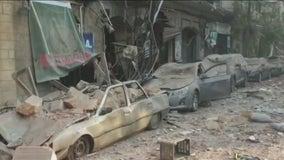 Houston's Lebanese community reacts to explosion