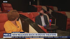 Theaters offering options for returning moviegoers