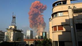 Beirut blast: Massive explosion shakes Lebanon's capital; at least 70 dead, thousands injured