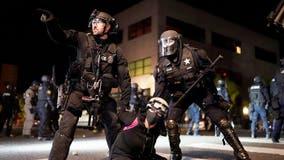 Oregon governor beefs up Portland patrols after fatal shooting
