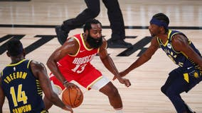 Turner helps Indiana hold off Harden rally to beat Rockets