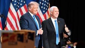Vice President Pence preserves own presidential prospects