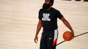 'I want what they want': Houston Rockets' staff support NBA stand for social justice