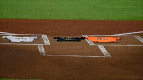 Houston Astros game postponed after players walk off the field