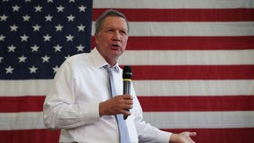 'These are not normal times': Republican John Kasich backs Joe Biden in virtual DNC speech