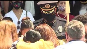 Family, friends say goodbye to Spc. Vanessa Guillen in private ceremony