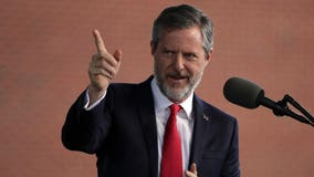 Jerry Falwell Jr. confirms he's resigned from Liberty University