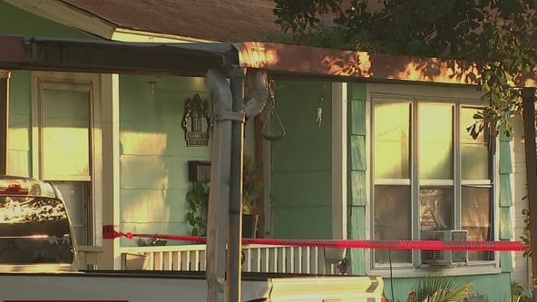 Mother shot and killed during home invasion in Baytown