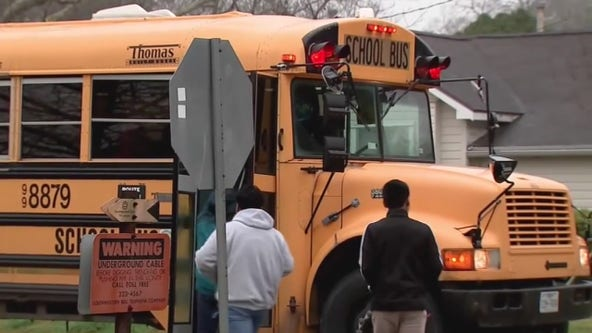 HISD bus drivers fear going back to work