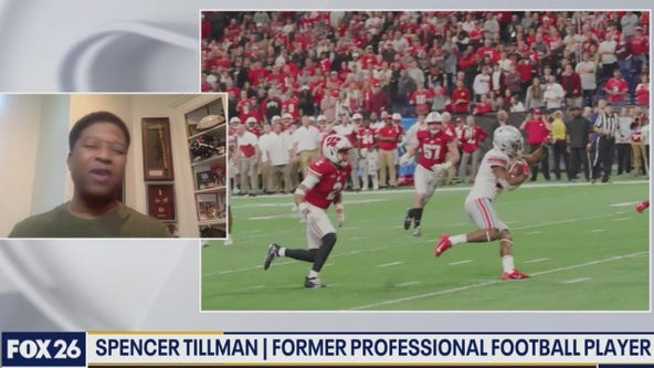 NFL & Fox Sr. Analyst/College Football Broadcaster, Spencer Tillman, joins the KRIV Morning Show.