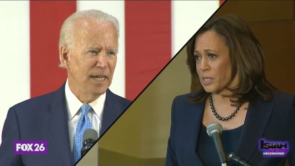 PANEL: Kamala Harris as Biden's running mate